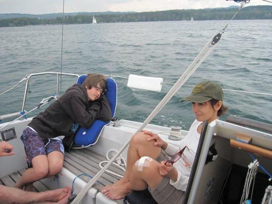 Tania et Tristan