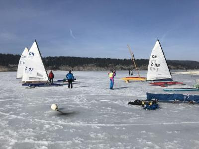 Lac de Joux 2019