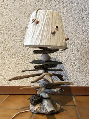 Lampe Cremiou