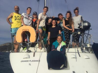 L'équipage des poulpes furtifs
