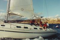 Départ des Iles Canaries