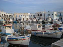 Entre Rhodes et Athènes