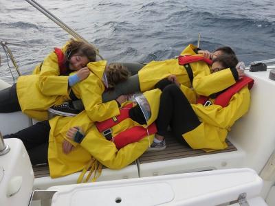 L'équipage les Turtles