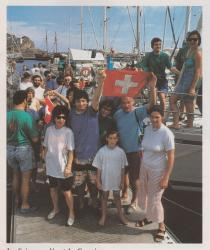 Nautisme romand avril 1992 equipages reduit