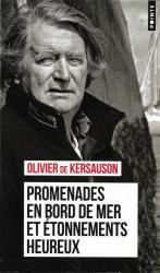Olivier de Kersauson promenades en bord de mer