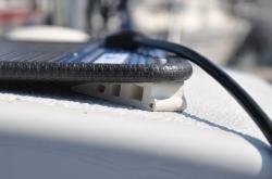 Panneau solaire semi-rigide