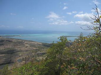 Ecole de kite au sud de l'ìle Maurice